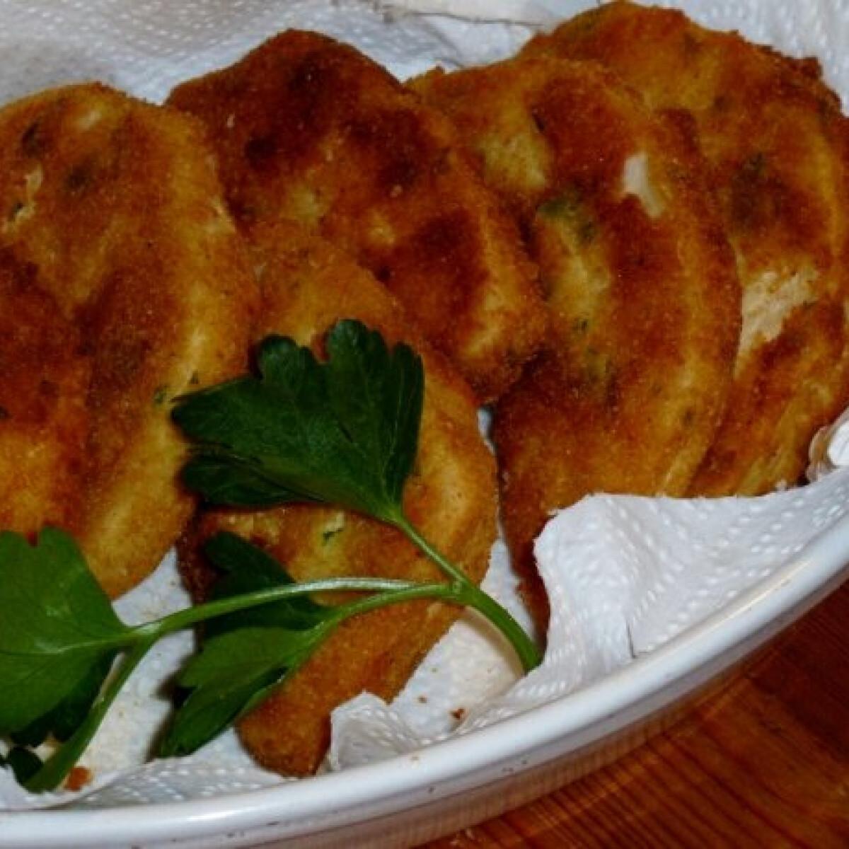 Rántott zeller Márti konyhájából