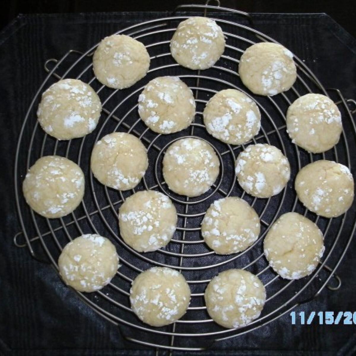Ezen a képen: Citromos cookie