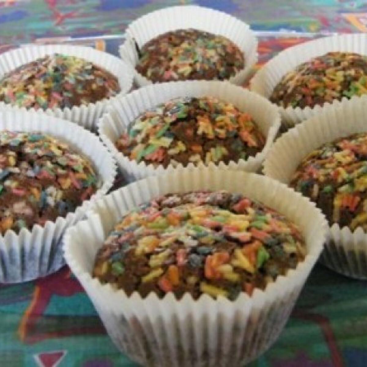 Ezen a képen: Bögrés muffin minden változatra