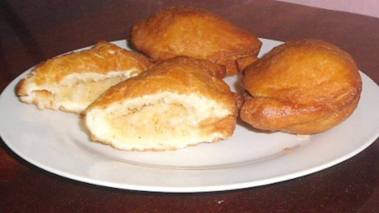 Krumplis fánk ahogy Kisvikica készíti