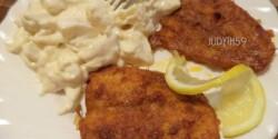 Sütőben sült pácolt tengeri halfilé