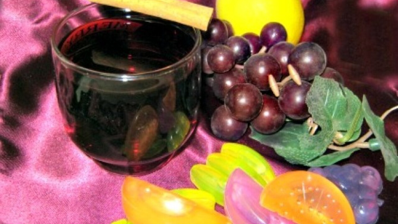 Forralt bor Iluskától