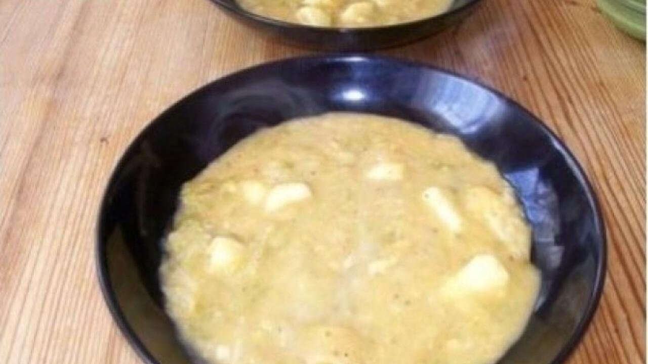 Káposzta főzelék krumplival