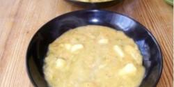 Édeskáposzta főzelék