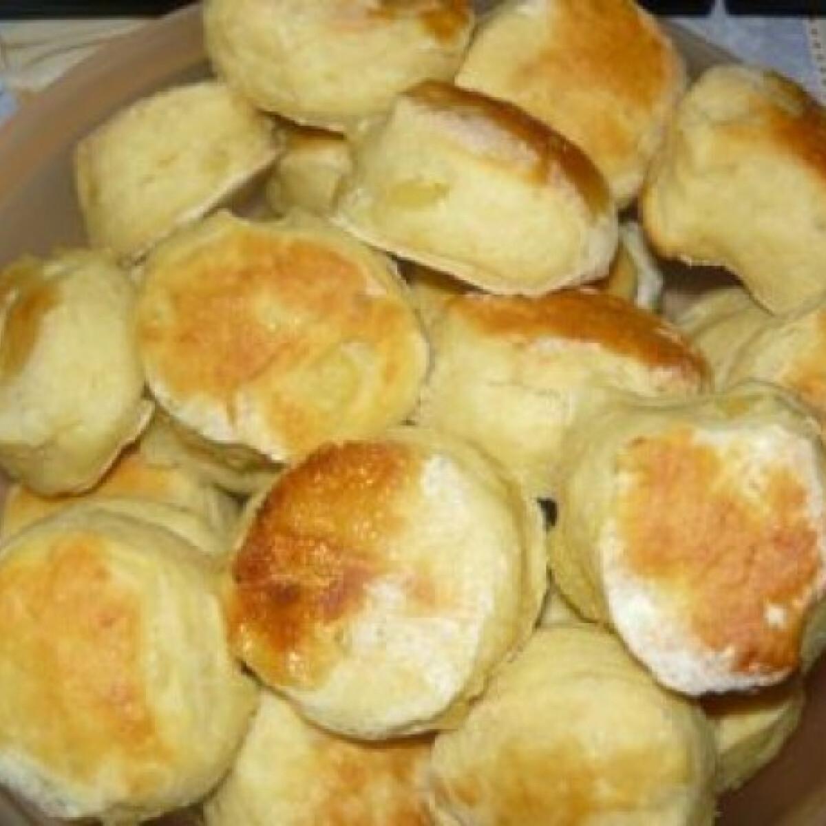 Krumplis pogácsa ahogy kuksi készíti