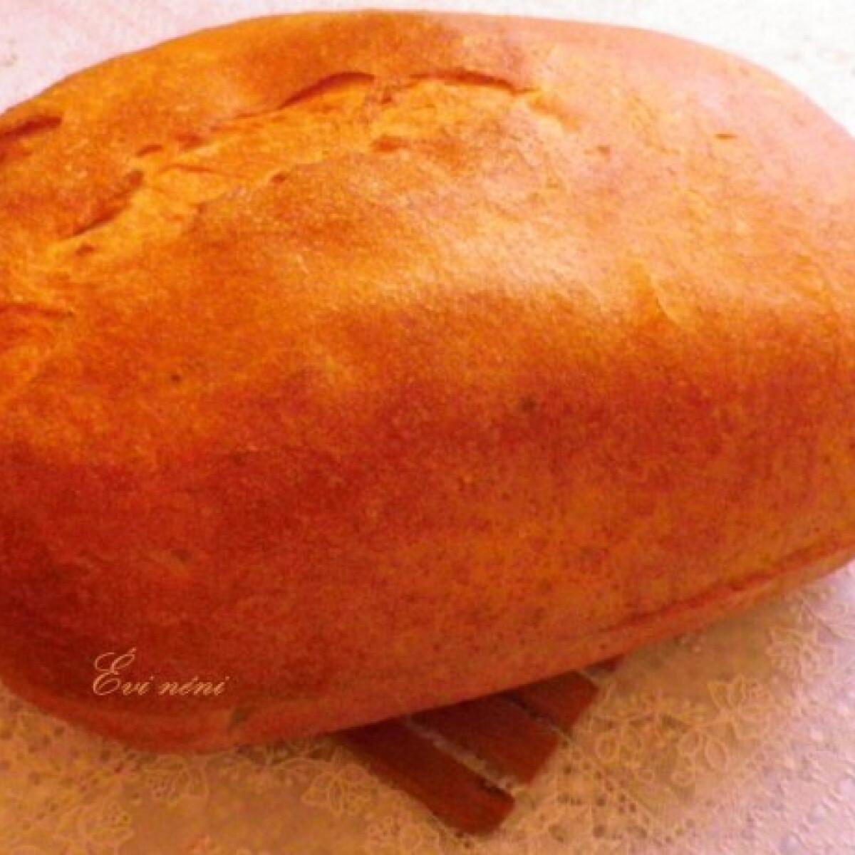 Ezen a képen: Krumplis-rozsos kenyér jénaiban