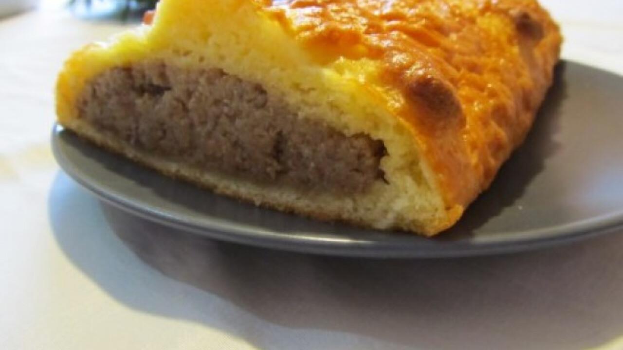 Diós sütemény Helga konyhájából