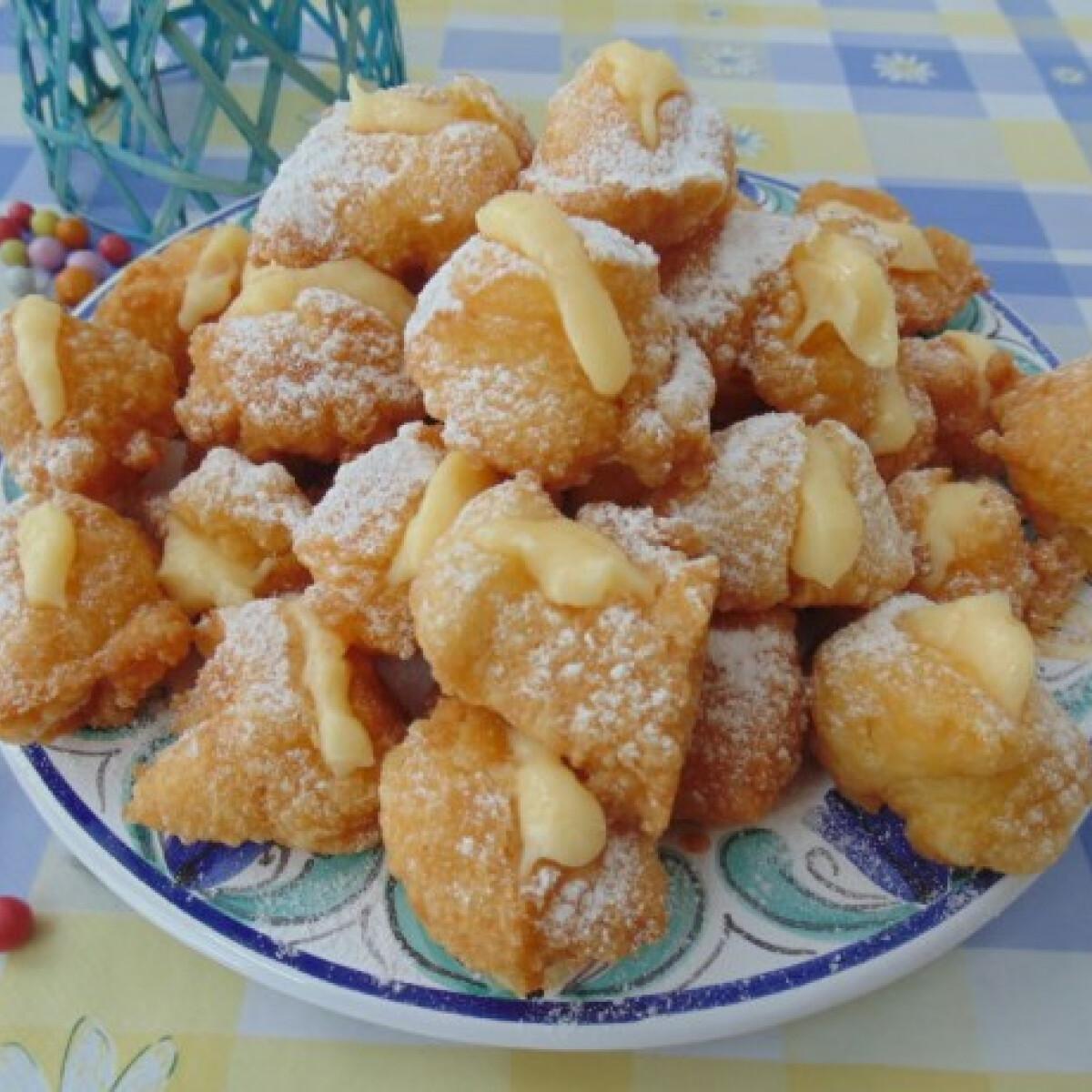 Carnival tortelli