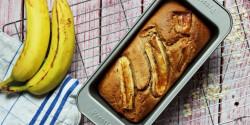 Klasszikus banánkenyér