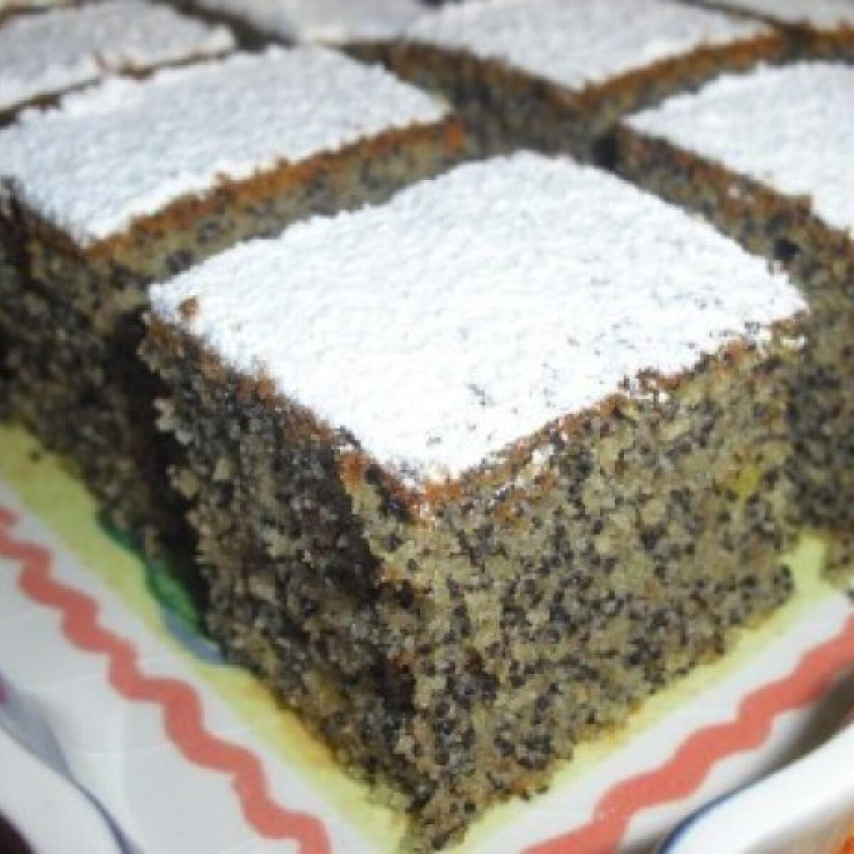 Ezen a képen: Lusta asszony sütije