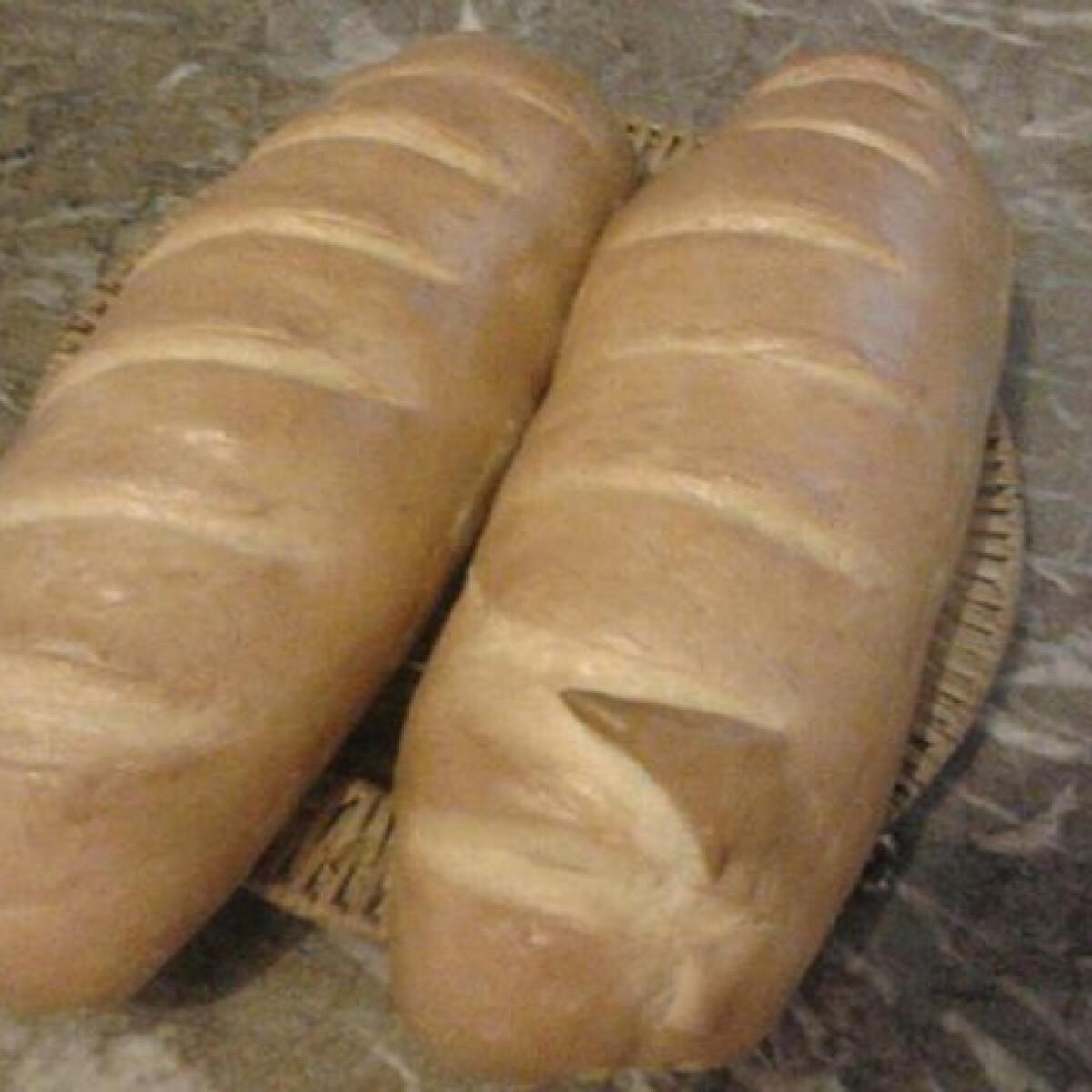 Ezen a képen: Sárgarépás ciabatta kenyér
