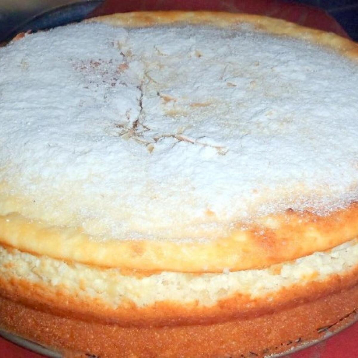 Ezen a képen: Mascarponés túrótorta vvbaba konyhájából
