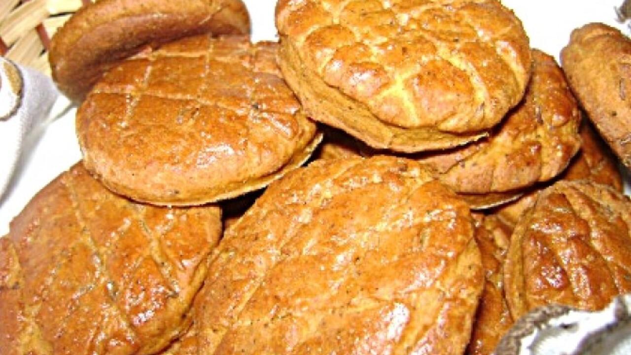 Fűszeres pogácsa Dina konyhájából