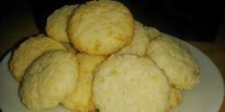Piña colada keksz