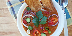Andalúz gazpacho Hobbychef konyhájából