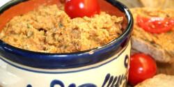 Fűszeres-ízes tepertőkrém