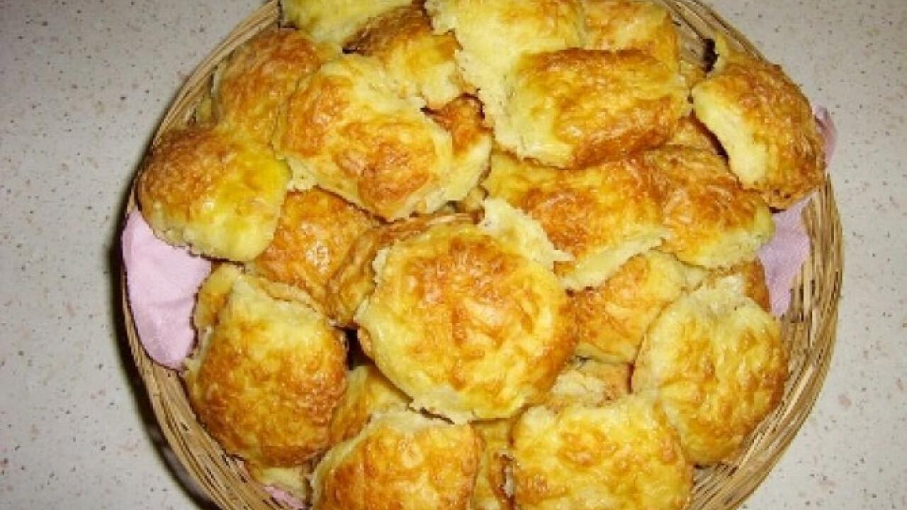 Túrós-sajtos pogi LilaPadlizsántól