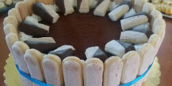 Tiramisu torta Kittus konyhájából