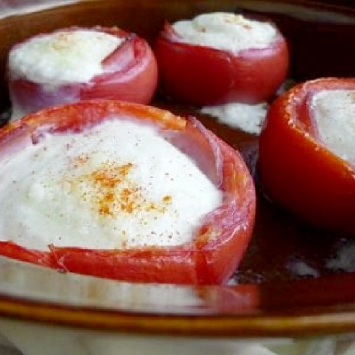 Nyári ham and eggs
