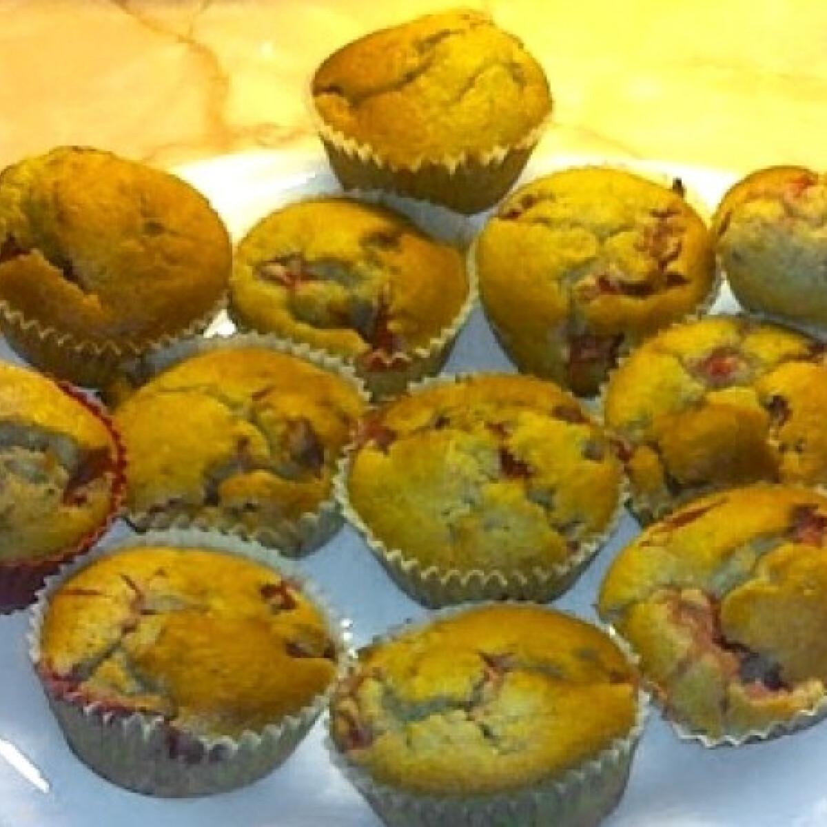 Muffin Zsof-ka konyhájából