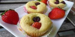 Ricotta muffin witch konyhájából