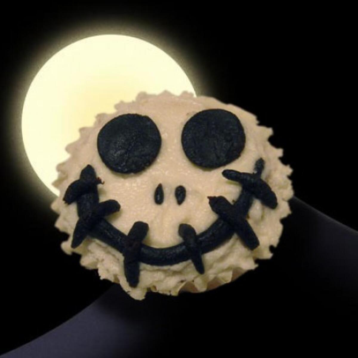 Ezen a képen: Rosszcsont Jack muffin