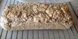 Légies paleo kenyér
