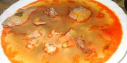 Galamb becsinált leves