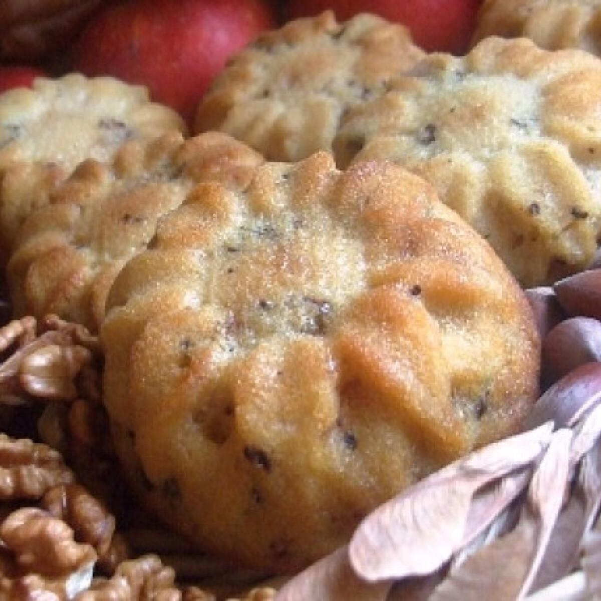Ezen a képen: Őszi muffin Andi konyhájából
