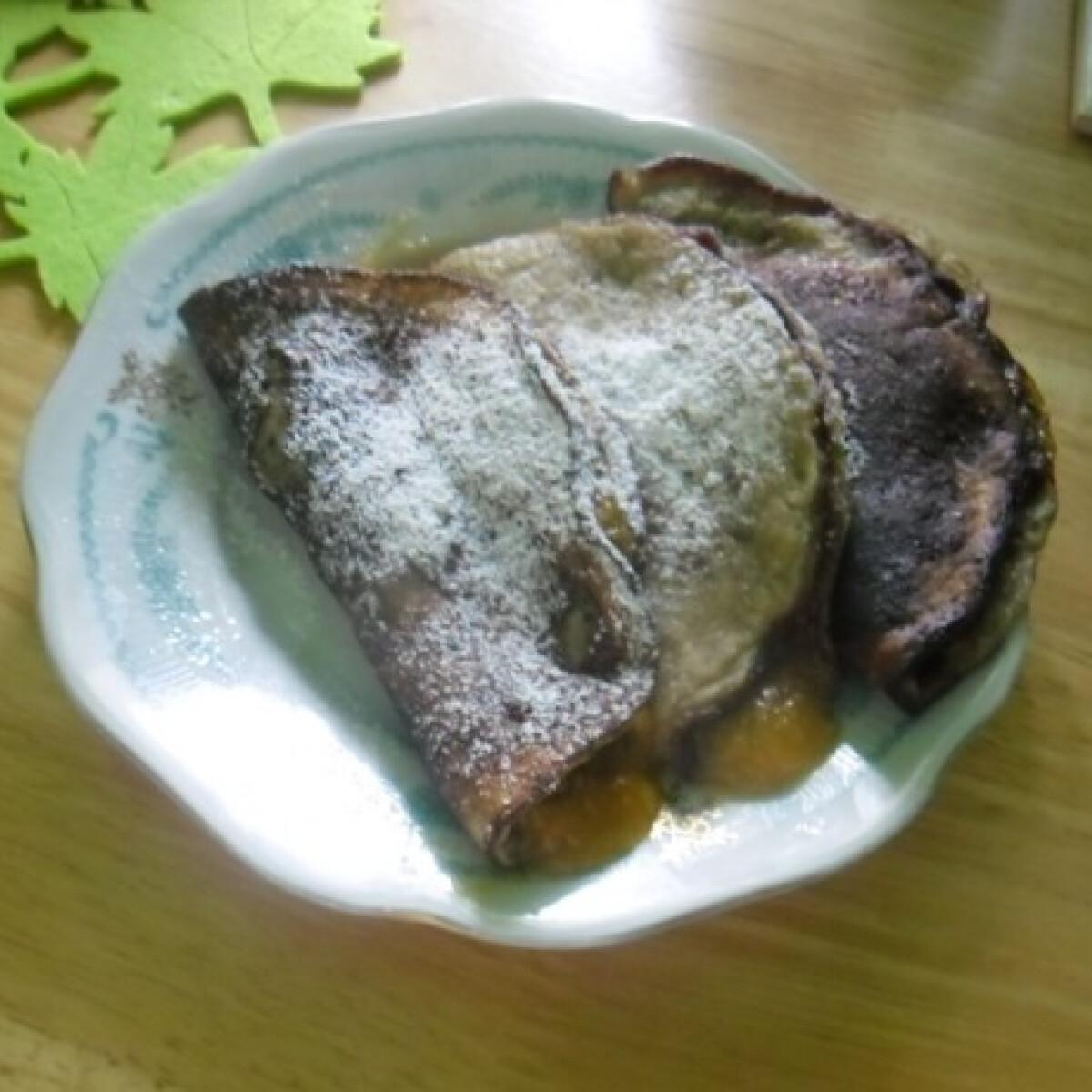 Banánpalacsinta helena26 konyhájából