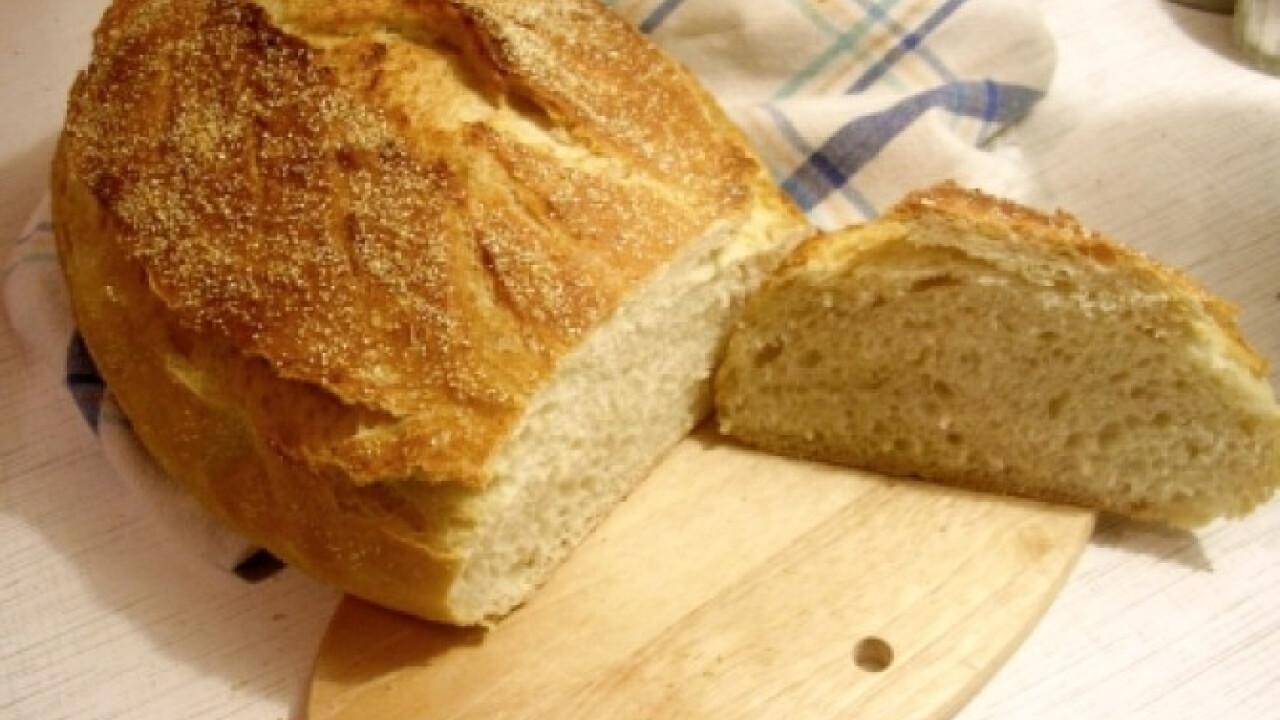 Puliszkás kenyér