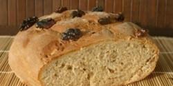 Francia diós kenyér