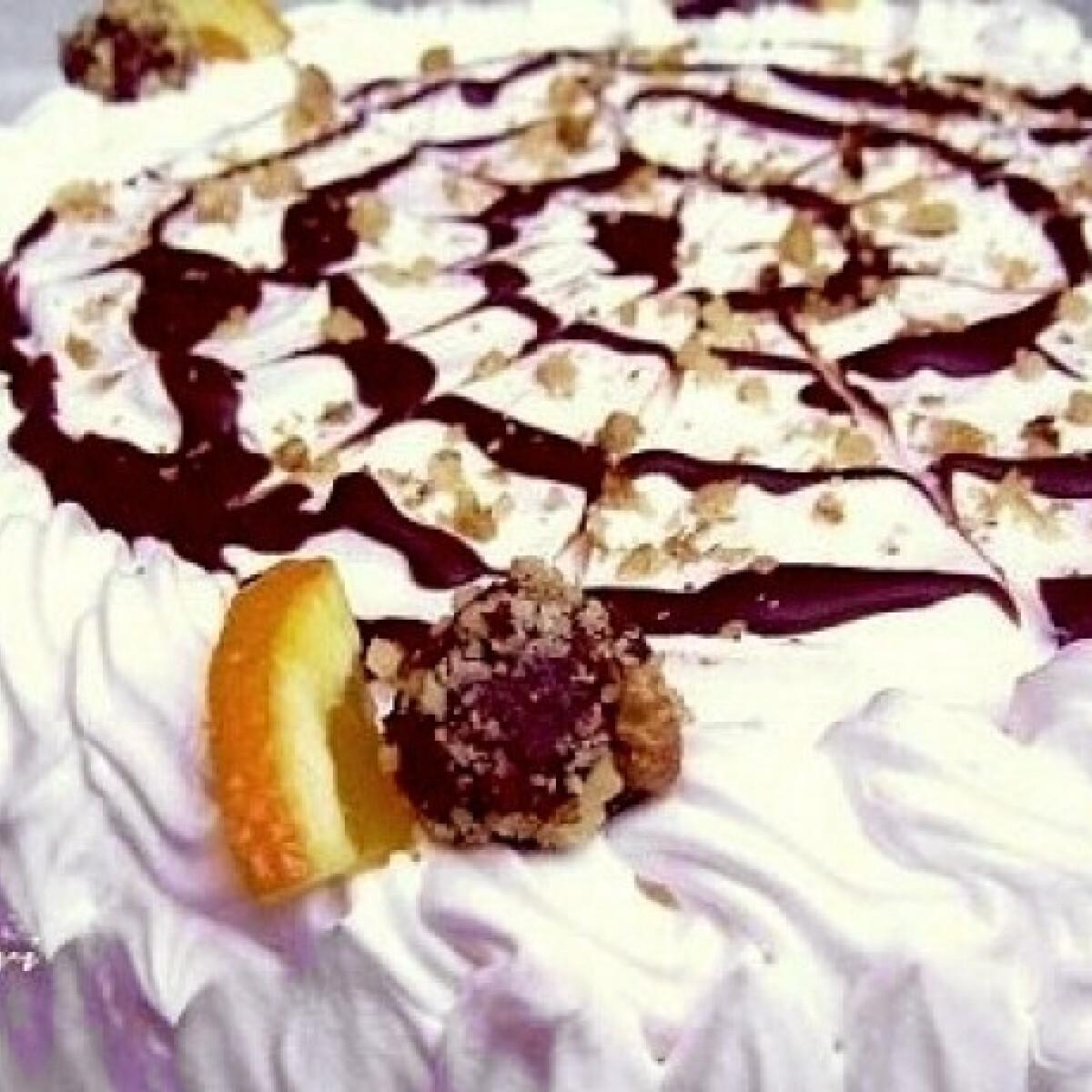 Somlói torta klivi konyhájából