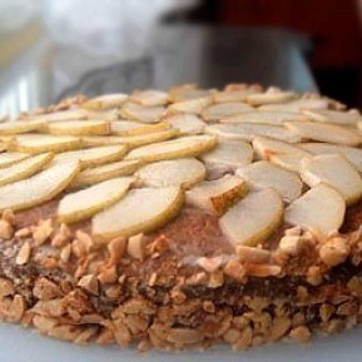 Ezen a képen: Őszi torta