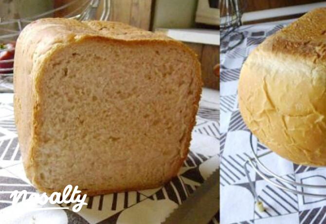 Egyszerű fehér kenyér DBrigi konyhájából - Nosalty