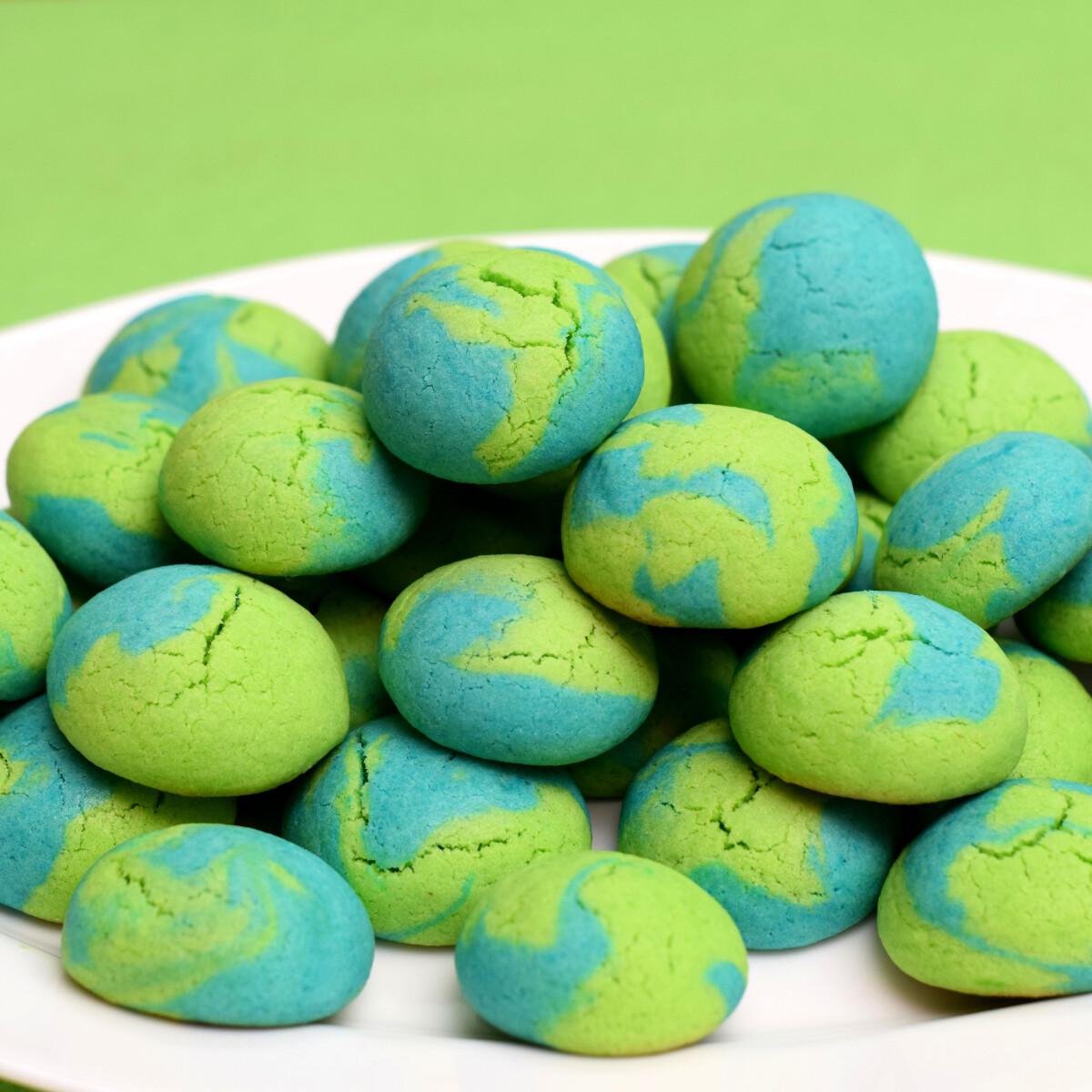 Ezen a képen: Föld keksz