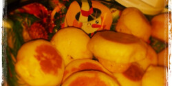 Extra lágy narancsos muffin