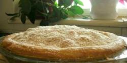 Cseresznyés pite 4. - túrós