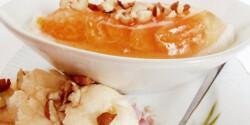 Mandarinos joghurtzselé