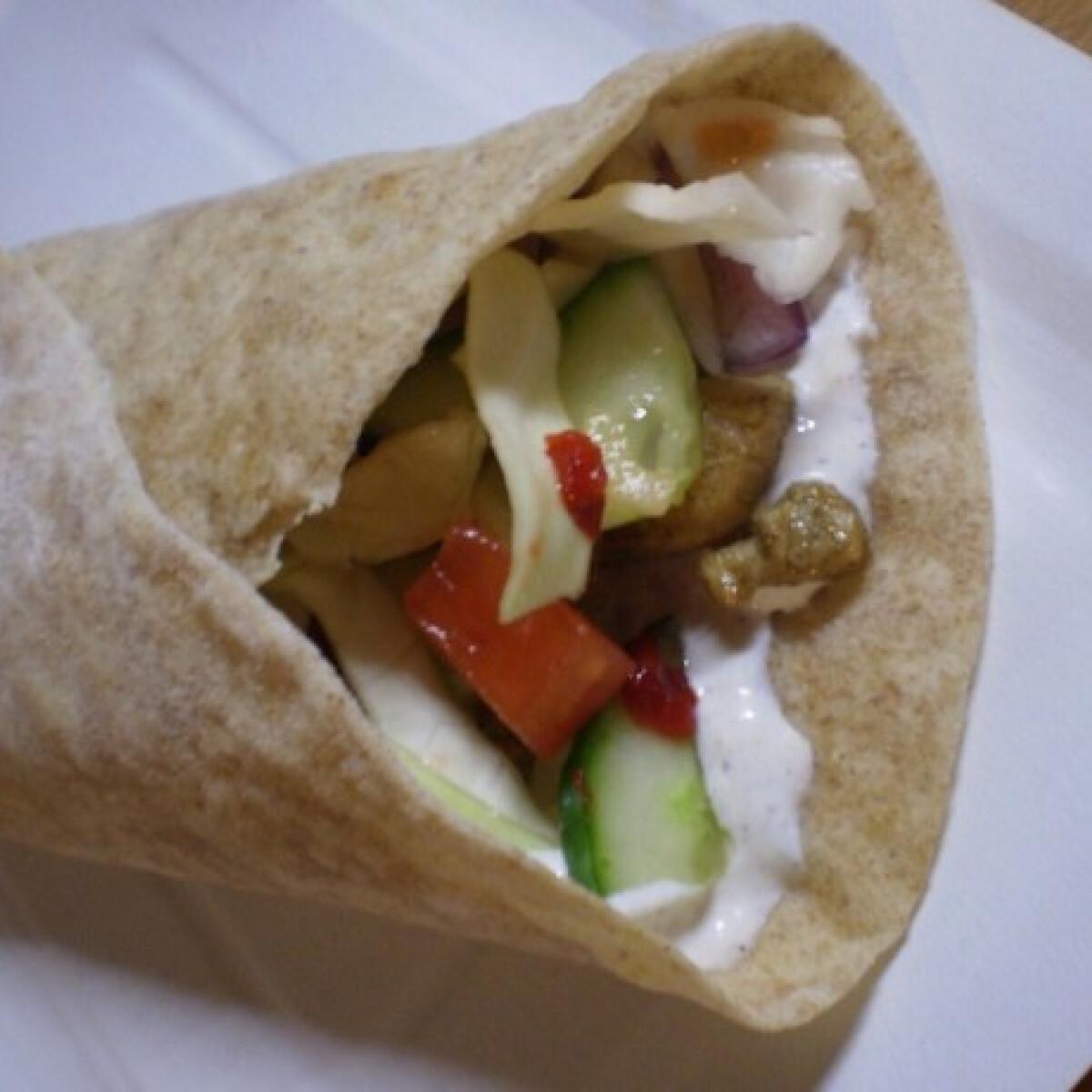 Ezen a képen: Tortilla Szende konyhájából