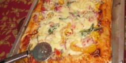 Bőség pizza Morzácskától