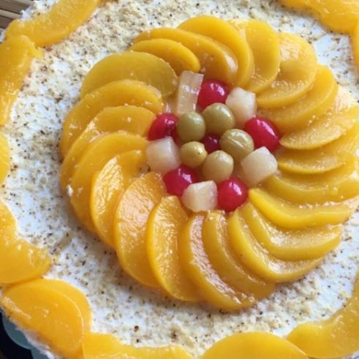 Ezen a képen: Joghurtos torta