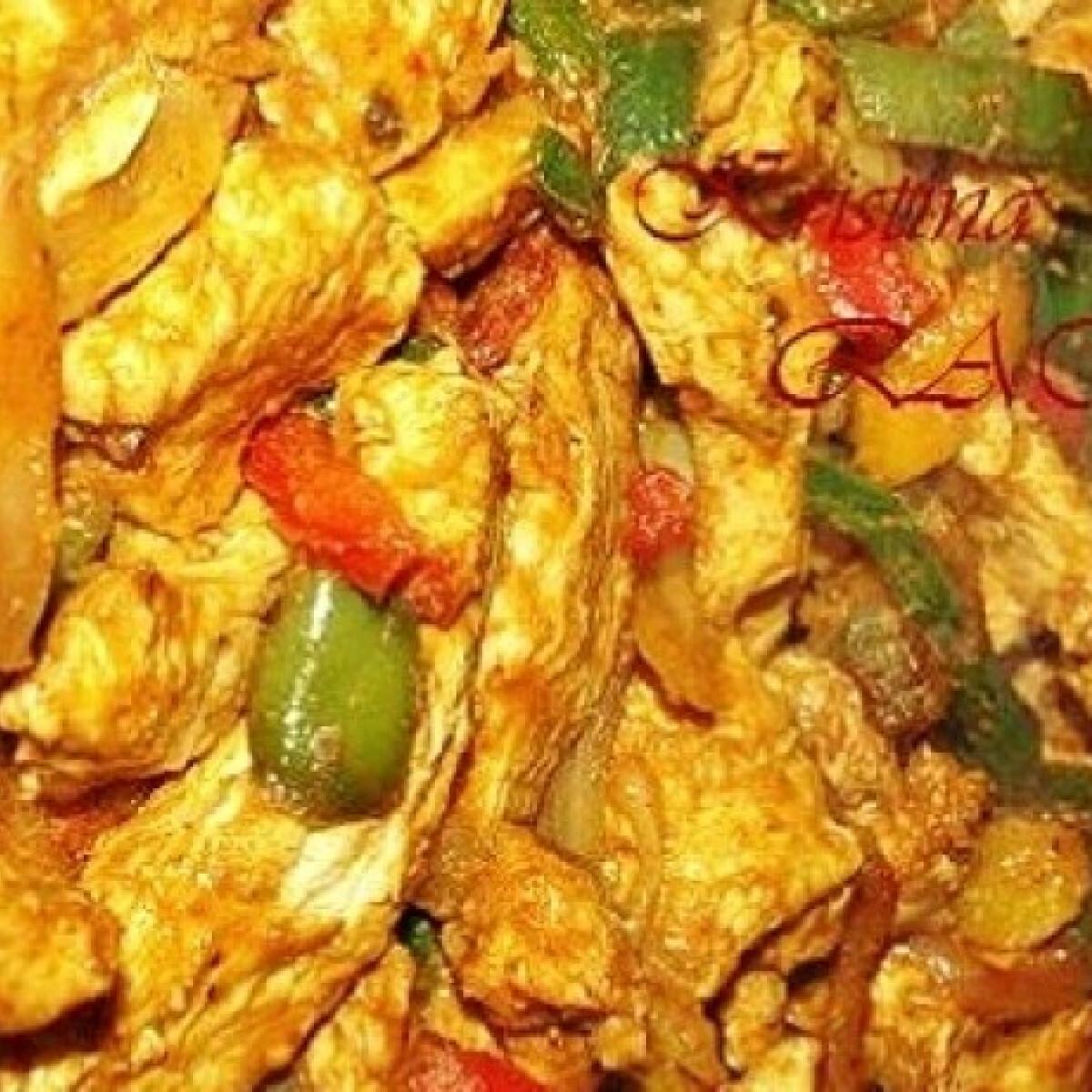 Ezen a képen: Grillen sült csirke indiai fűszerekkel