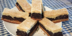 Mákos süti Alexandra konyhájából