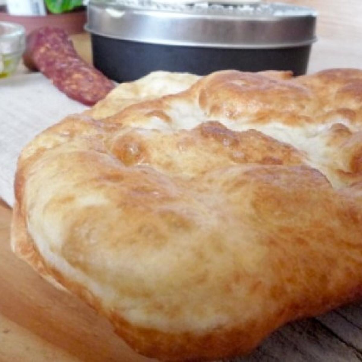 Ezen a képen: Krumplis lángos Norbi06 konyhájából
