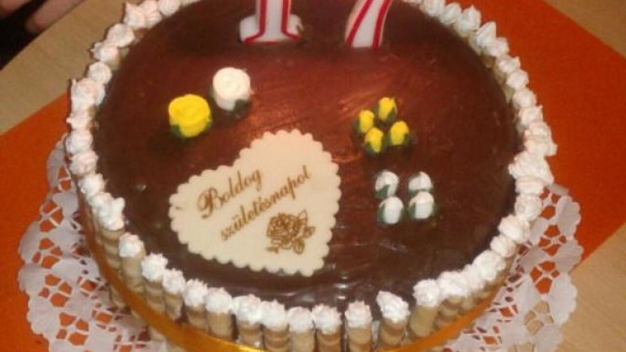 Rigó Jancsi-torta Hanka konyhájából