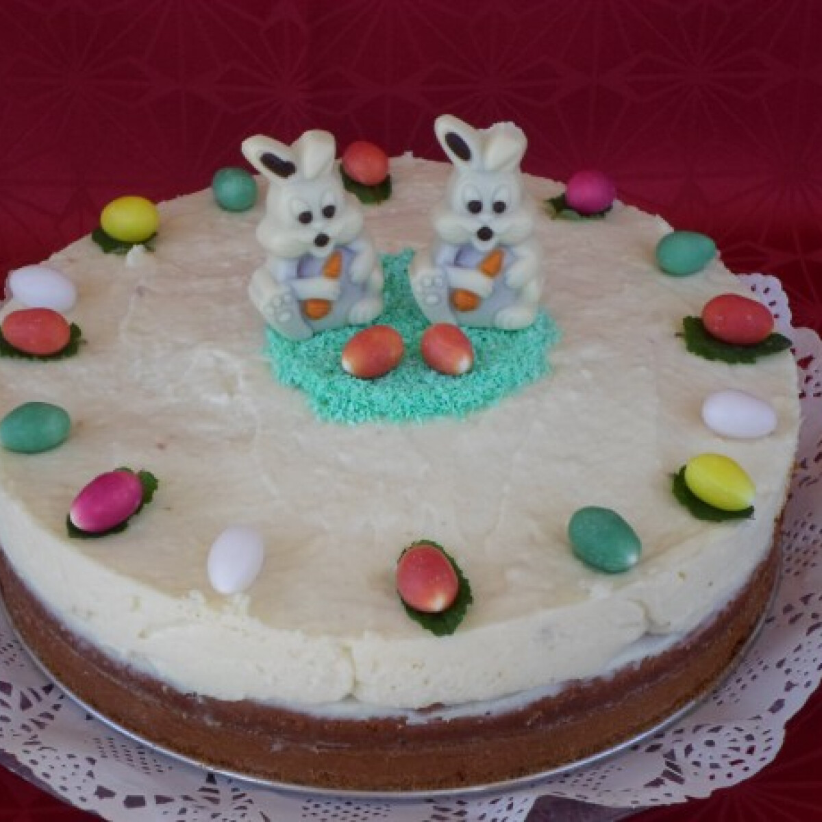 Bögrés-mascarponés torta