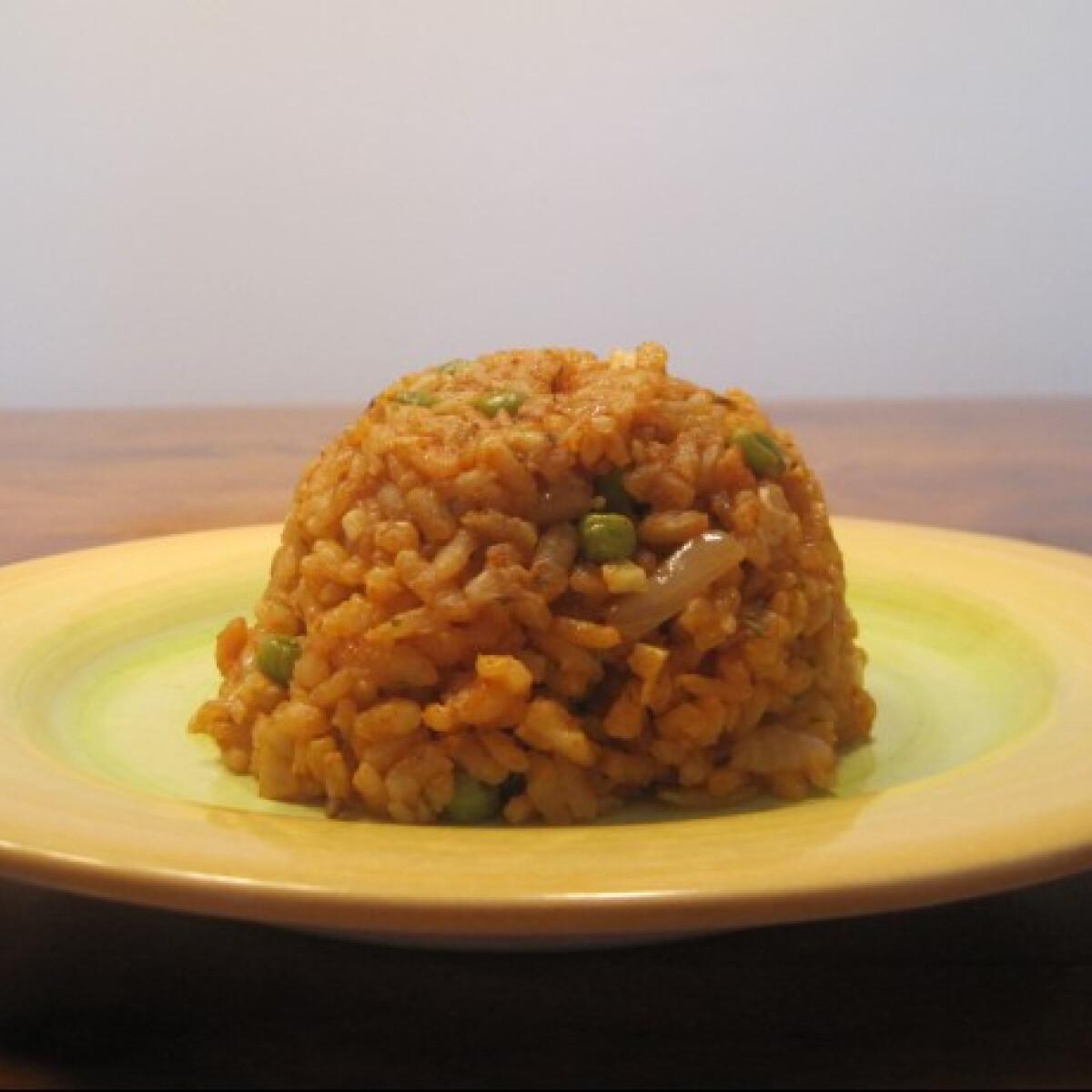 Ezen a képen: Görög paradicsomos rizs