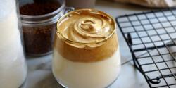 Dalgona kávé egyszerűen