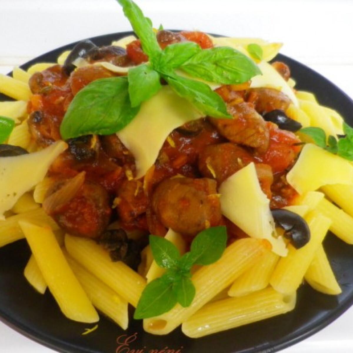 Gyors vegetáriánus ebéd Évi nénitől